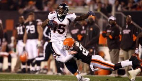 Cleveland Browns vs. Denver Broncos Odds