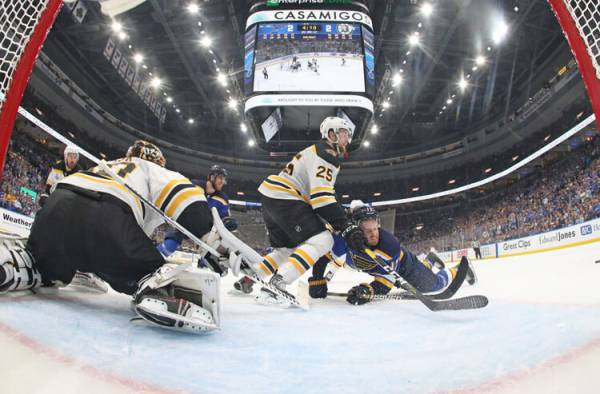 NHL Stanley Cup Finals  Game 6 Odds  - Boston Bruins Vs. St. Louis Blues