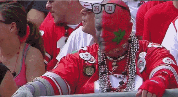 Ohio State Buckeyes Have Sports Bettors Cringing