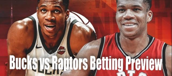 NBA Betting – Milwaukee Bucks at Toronto Raptors