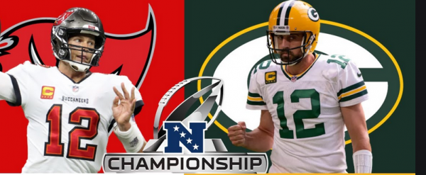 NFL Playoff Betting – Tampa Bay Buccaneers at Green Bay Packers