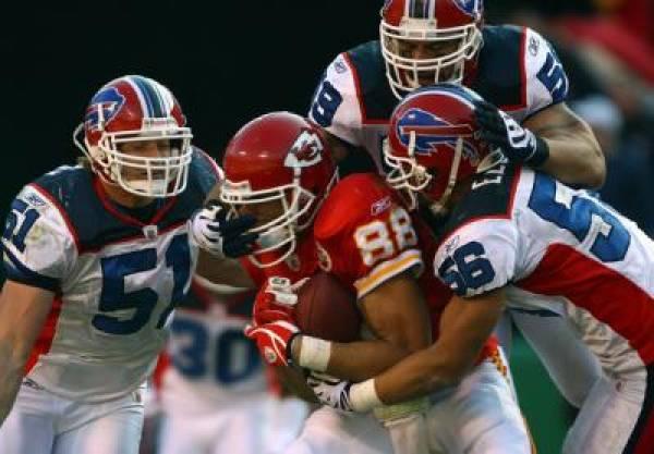 Patriots-Bills Betting Line