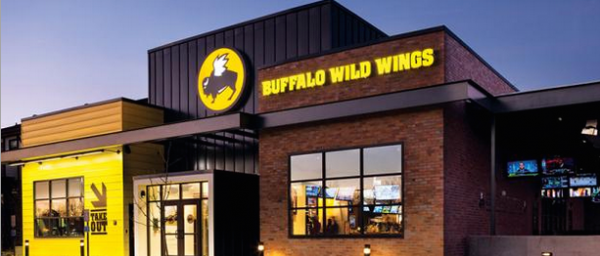 DraftKings Mobile Sports Betting App Available at a Buffalo Wildwings Near You?