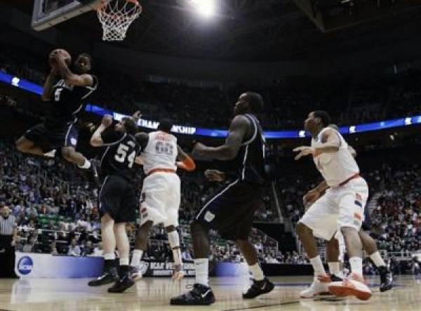 NCAA Final Four:  Michigan State vs. Butler Odds
