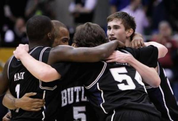 Final Four Odds:  Michigan State vs. Butler Line
