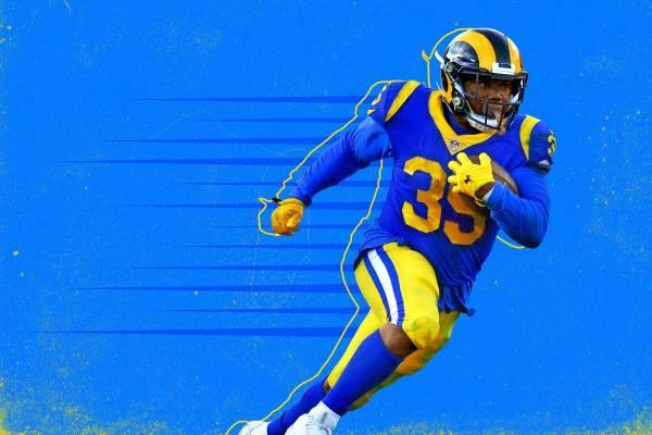 CJ Anderson Super Bowl 53 MVP Odds