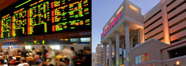 Caesars Atlantic City Sports Betting Coming Soon