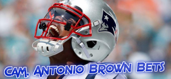Week 8 Prop Bets for Antonio Brown, Dez, Cam, Cowboys, Jets, Joe and Tua