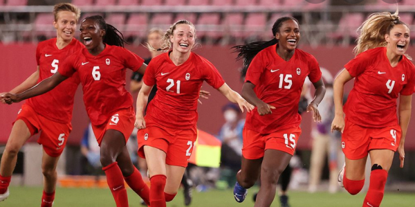 Canada Upsets US With 1-0 Win in Women's Soccer