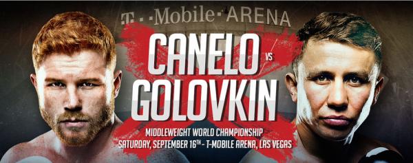 Canelo vs. Golovkin Fight Odds - Where to Bet Online