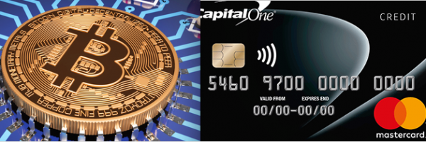 Capital One Blocks Cryptocurrency Purchases With Its Card as Bitcoin Hits Biggest Low in Weeks