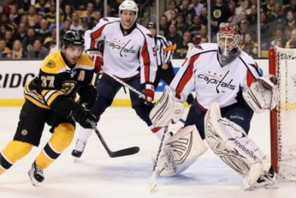 Capitals-Bruins Line – April  21