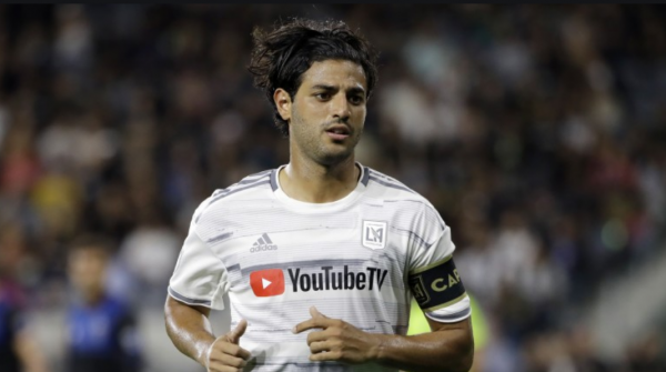 Carlos Vela, Robbie Robinson Out of MLS is Back Tournament