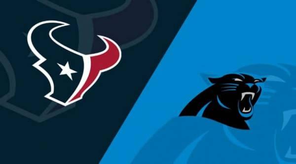 NFL Week 3 TNF Odds – Carolina Panthers at Houston Texans