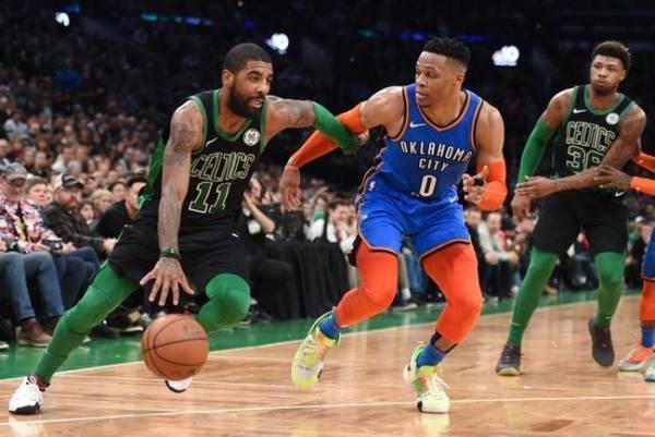 Celtics vs. Thunder Betting Props - January 9