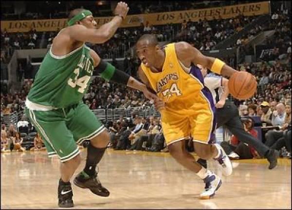 Lakers vs. Celtics Game