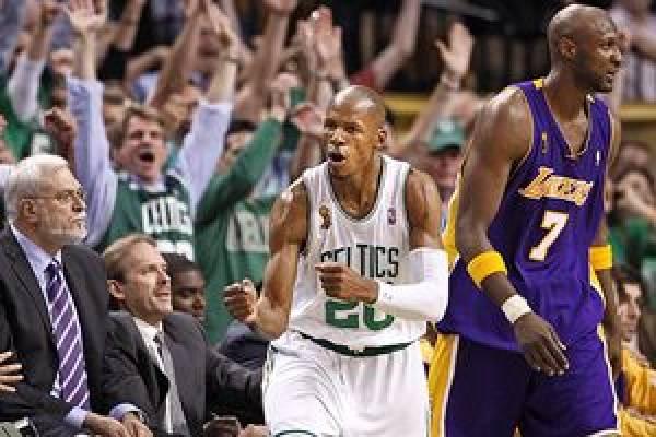 Celtics vs. Lakers
