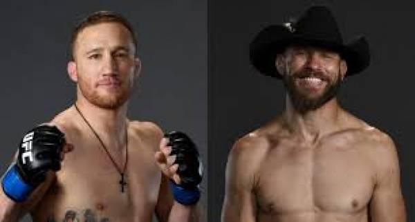 Cowboy Cerrone vs Justin Gaethje Fight Odds, Winner, Method of Victory, More