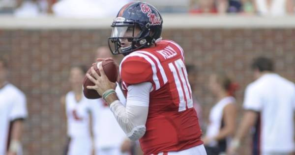 Mr. Irrelevant Chad Kelly Should Help Boost Broncos Odds