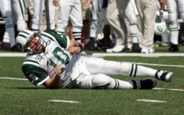 Chad Pennington Jets