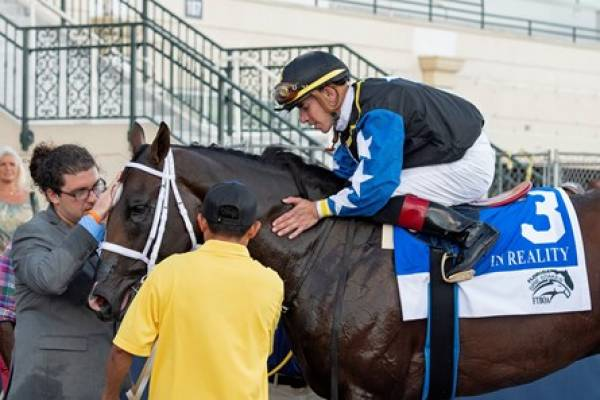 Chance It Payout Odds to Win the Fountain of Youth Stakes: Scratch Considered
