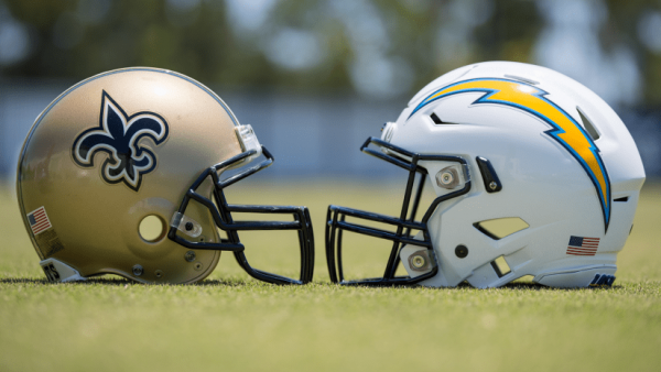 LA Chargers vs. New Orleans Saints Week 5 Betting Odds, Prop Bets