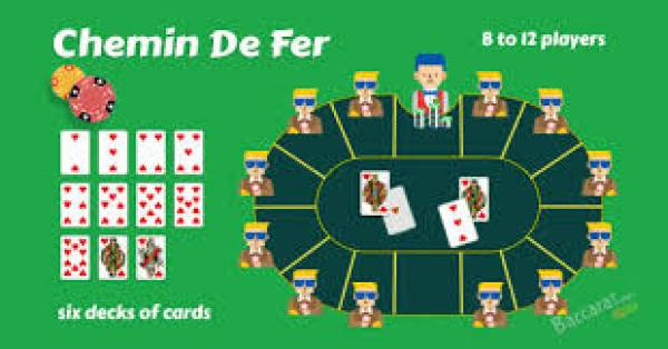 Play Chemin De Fer Using Bitcoin Online
