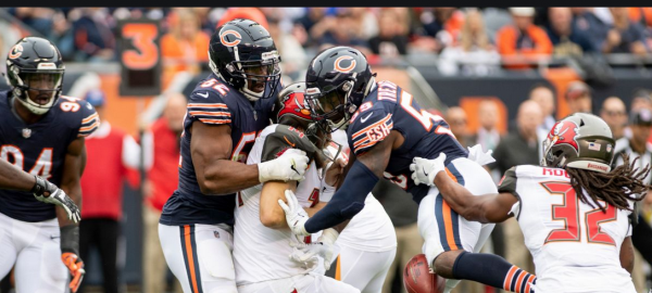 NFL Betting – Chicago Bears Win Total 2020