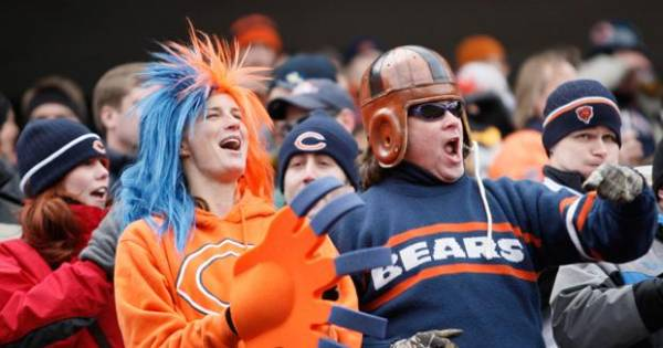 Chicago Bears Odds to Win 2017 NFC North – We Love the Over 5.5 Wins