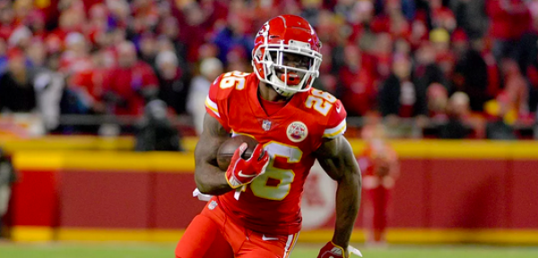 Player to Score 1st Chiefs Touchdown for the Chiefs - Super Bowl 54 Prop Bet