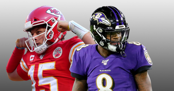 NFL Betting – Kansas City Chiefs at Baltimore Ravens