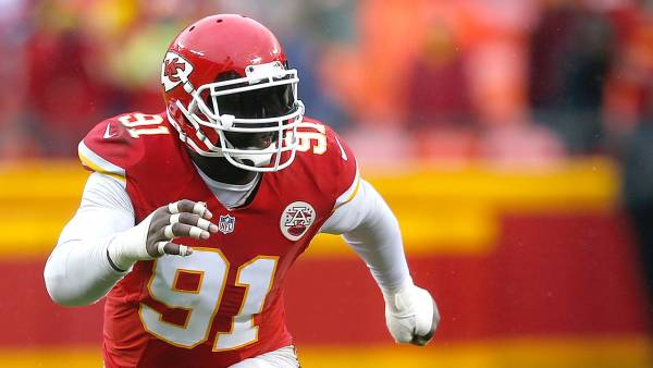 Chiefs Bookie, Sports Betting Alert: Hali Ready to Play