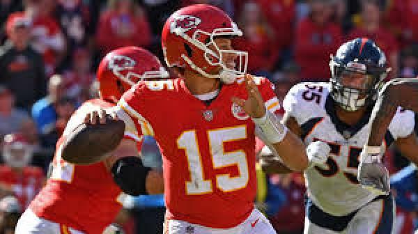 NFL Betting – Kansas City Chiefs at Denver Broncos