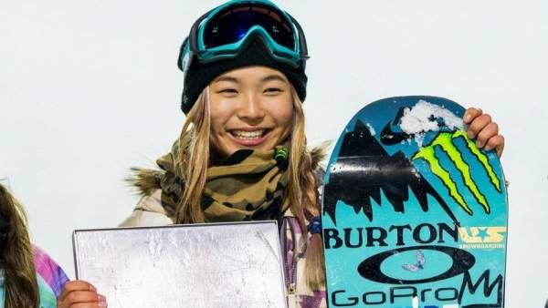 2018 Winter Olympics Women's Snowboarding Betting Odds - Halfpipe,  Slopestyle