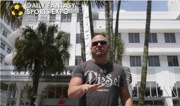 Participants, Organizers Talk First Ever Daily Fantasy Sports Expo (Video)