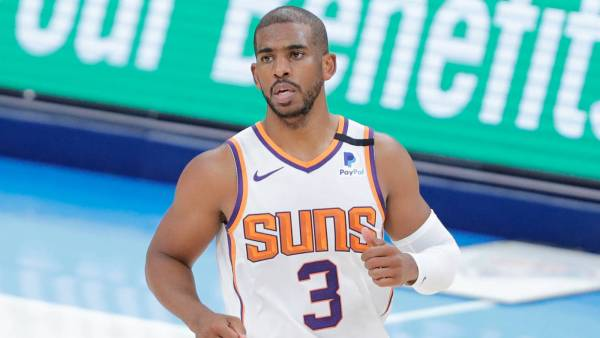 Chris Paul Leads Suns to Game 1 Finals Win
