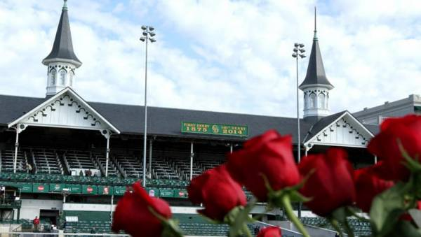 Churchill Downs Reopens With No Spectators