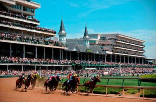Horse Racing Betting:  Churchill Downs Odds