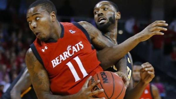 Cincinnati Bearcats Most Bet on Side Friday