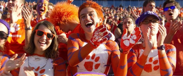 Clemson vs. Louisville Betting Odds Week 3 College Football