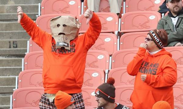 Bet the Cleveland Browns: Latest Futures Odds, To Win
