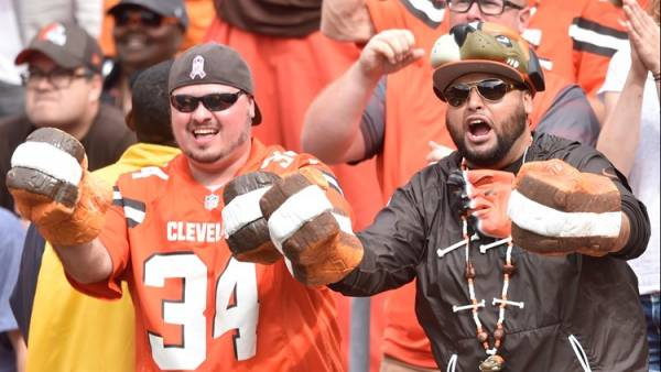 NFL Betting – Cleveland Browns Win Total 2020