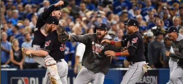 Cleveland Indians Odds to Win 2016 World Series Early 20-1
