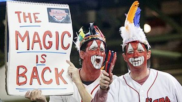 Tribe Could Be Live Dog vs. Cubs in 2016 World Series