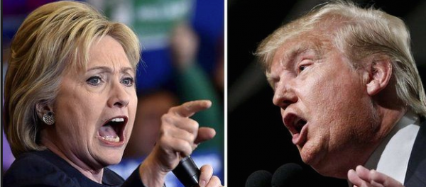 1st Presidential Debate Betting Odds – Hillary Clinton, Donald Trump