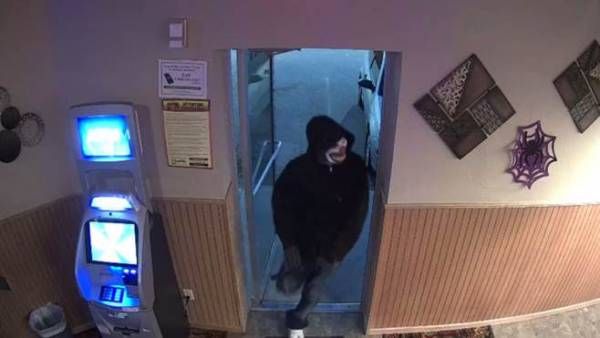 Clown With Hammer Robs Casino