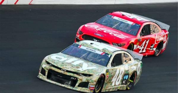 NASCAR Betting – Coca-Cola 600 Odds