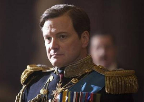 Colin Firth The Kings Speech