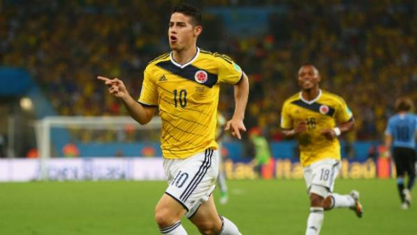 2018 World Cup Group H Betting Odds: Colombia, Poland, Senegal, Japan