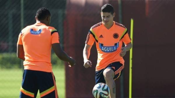 Colombia vs. Ivory Coast Betting Odds, Predictions